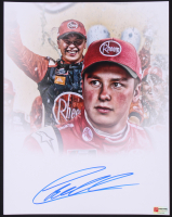 Christopher Bell Signed NASCAR 11x14 Photo (PA COA) at PristineAuction.com