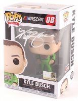 "Kyle Busch Signed NASCAR ""Interstate Batteries"" #08 Funko POP! Vinyl Figure (PA COA) at PristineAuction.com"