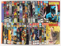 "Lot of (37) ""Batman"" Detective Comics Comic Books at PristineAuction.com"