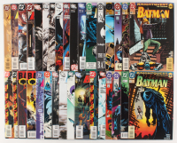"Lot of (34) ""Batman"" Detective Comics Comic Books at PristineAuction.com"