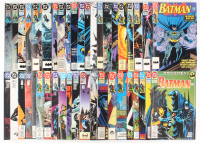 "Lot of (42) ""Batman"" Detective Comics Comic Books at PristineAuction.com"