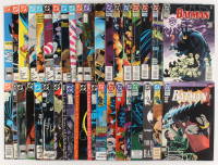 "Lot of (36) ""Batman"" Detective Comics Comic Books at PristineAuction.com"