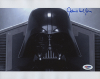 "James Earl Jones Signed ""Star Wars"" 8x10 Photo (PSA Hologram) at PristineAuction.com"