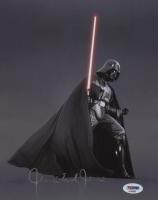 "James Earl Jones Signed ""Star Wars"" 8x10 Photo (PSA Hologram) at PristineAuction.com"