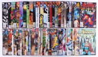 "Lot of (59) ""Superman"" Action Comics DC Comic Books at PristineAuction.com"