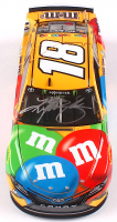 Kyle Busch Signed NASCAR #18 M&M's 2019 Camry - 1:24 Premium Action Diecast Car (PA COA) at PristineAuction.com