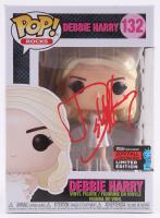 Debbie Harry Signed Debbie Harry #132 Funko Pop! Vinyl Figure (PSA Hologram) at PristineAuction.com