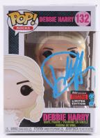 Debbie Harry Signed #132 Funko Pop! Vinyl Figure (PSA Hologram) at PristineAuction.com