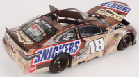 Kyle Busch Signed NASCAR #18 Snickers Creamy 2019 Camry - 1:24 Premium Action Diecast Car (PA COA) at PristineAuction.com