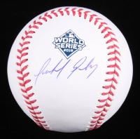 Anibal Sanchez Signed 2019 World Series Baseball (Beckett COA) at PristineAuction.com
