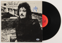 "Billy Joel Signed ""Cold Spring Harbor"" Vinyl Record Album (Beckett COA) at PristineAuction.com"