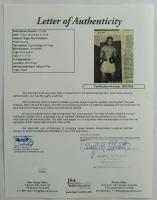 Sugar Ray Robinson Signed 8x11 Magazine Cut (JSA LOA) at PristineAuction.com