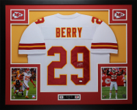 Eric Berry Signed 35x43 Custom Framed Jersey (JSA COA) at PristineAuction.com