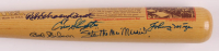 "St. Louis Cardinals Hall of Famers ""Sportsman's Park"" Commemorative Cooperstown Baseball Bat Signed by (5) With Stan Musial, Red Schoendienst, Johnny Mize, Bob Gibson (JSA LOA) at PristineAuction.com"