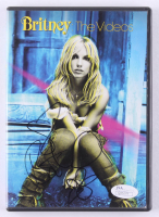 "Britney Spears Signed ""Britney: The Videos"" DVD Case (JSA COA) at PristineAuction.com"