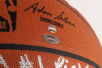 "Deandre Ayton Signed LE Official NBA Game Ball Basketball Inscribed ""2018 NBA #1 Pick"" (Game Day Legends COA & Steiner Hologram) at PristineAuction.com"