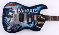 Tom Brady Signed LE New England Patriots Electric Guitar (Steiner COA & TriStar Hologram) at PristineAuction.com
