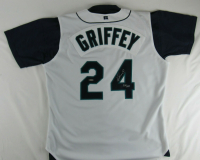 Ken Griffey Jr. Signed LE Seattle Mariners Jersey (UDA Hologram) at PristineAuction.com