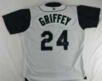 Ken Griffey Jr. Signed LE Seattle Mariners Jersey (UDA Hologram) at PristineAuction.com