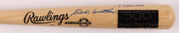 500 Home Run Club Rawlings Adirondack Pro Ring Baseball Bat Signed by (9) With Hank Aaron, Willie Mays, Ernie Banks, Mike Schmidt (JSA LOA) at PristineAuction.com