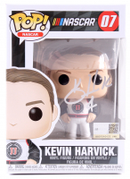"Kevin Harvick Signed NASCAR ""Jimmy Johns"" #07 Funko POP! Vinyl Figure (PA COA) at PristineAuction.com"