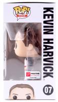"Kevin Harvick Signed NASCAR ""Jimmy Johns"" #07 Funko POP! Vinyl Figure (PA COA) at PristineAuction.com"
