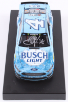 Kevin Harvick Signed NASCAR #4 Busch Light 2019 Mustang - 1:24 Premium Action Diecast Car (PA COA) at PristineAuction.com