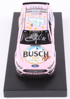 Kevin Harvick Signed NASCAR #4 Busch Beer Millennial 2019 Mustang - 1:24 Premium Action Diecast Car (PA COA) at PristineAuction.com