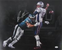 Brandon Graham Signed Eagles 16x20 Photo (JSA COA) at PristineAuction.com