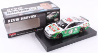 Kevin Harvick Signed NASCAR #4 Hunt Brothers Pizza 2019 Mustang - 1:24 Premium Action Diecast Car (PA COA) at PristineAuction.com
