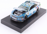 Kevin Harvick Signed NASCAR #4 Busch Light / Mobil 1 2018 Fusion - Michigan Win - 1:24 Premium Action Diecast Car (PA COA) at PristineAuction.com