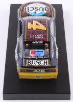 Kevin Harvick Signed NASCAR #4 Busch Flannel 2019 Mustang - 1:24 Premium Action Diecast Car (PA COA) at PristineAuction.com