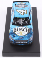 Kevin Harvick Signed NASCAR #4 Busch Beer 2019 Mustang - 1:24 Premium Action Diecast Car (PA COA) at PristineAuction.com