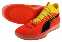 "Deandre Ayton Signed LE Pair of (2) Puma Clyde Court Disrupt Basketball Shoes Inscribed ""2018 NBA #1 Pick"" (Game Day Legends COA & Steiner COA) at PristineAuction.com"