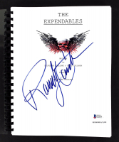 "Randy Couture Signed ""The Expendables"" Movie Script (Beckett COA) at PristineAuction.com"