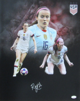 Rose Lavelle Signed Team USA Women's Soccer World Cup 16x20 Photo (JSA COA) at PristineAuction.com
