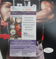 Scott Hall, X-Pac & Kevin Nash Signed WWF 11x14 Photo (JSA COA) at PristineAuction.com