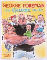 "George Foreman Signed ""Let George Do It!"" Hardcover Book (JSA COA) at PristineAuction.com"