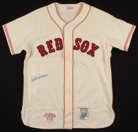 Ted Williams Signed Boston Red Sox Jersey (JSA LOA) at PristineAuction.com