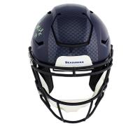 D.K. Metcalf Signed Seattle Seahawks Full-Size Authentic On-Field SpeedFlex Helmet (Radtke COA) at PristineAuction.com