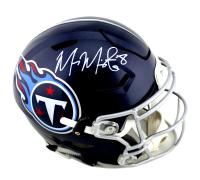 Marcus Mariota Signed Tennessee Titans Full-Size Authentic On-Field SpeedFlex Helmet (Radtke COA) at PristineAuction.com