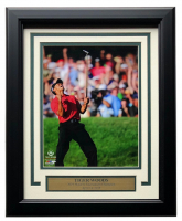 Tiger Woods 11x14 Custom Framed Photo Display at PristineAuction.com