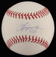 Chipper Jones Signed OML Baseball (Beckett COA) at PristineAuction.com