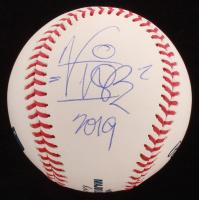 "Vanilla Ice Signed OML Baseball Inscribed ""2019"" (JSA COA) at PristineAuction.com"