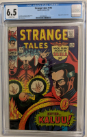 "1966 ""Strange Tales"" Issue #148 Marvel Comic Book (CGC 6.5) at PristineAuction.com"
