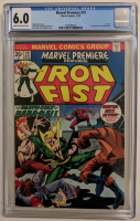 """1974 """"Marvel Premiere"""" Issue #19 Marvel Comic Book (CGC 6.0) at PristineAuction.com"""