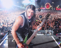 Robert Trujillo Signed 11x14 Photo (JSA COA) at PristineAuction.com