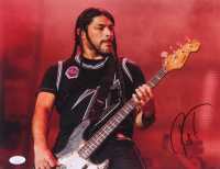 Robert Trujillo Signed 11x14 Photo (JSA COA) at PristineAuction.com