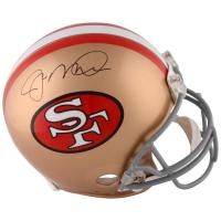 Joe Montana Signed San Francisco 49ers Full-Size Authentic On-Field Helmet (Fanatics Hologram) at PristineAuction.com