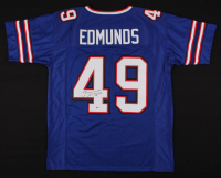 Tremaine Edmunds Signed Jersey (Beckett COA) at PristineAuction.com